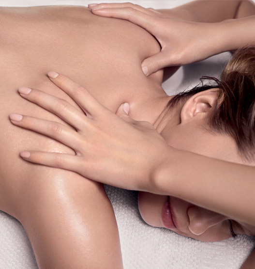 Energising Back, Neck & Scalp Massage
