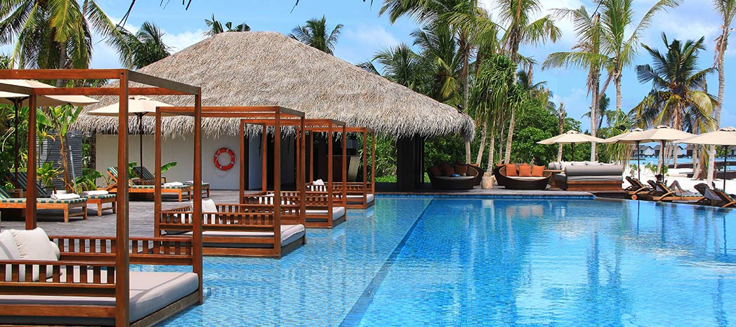 The St. Regis Bora Bora Resort - Spa By Clarins
