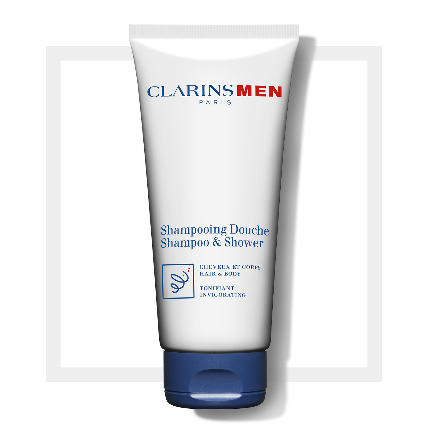 ClarinsMen Shampoo and Shower, Hair and Body Cleansing, ClarinsMen ...