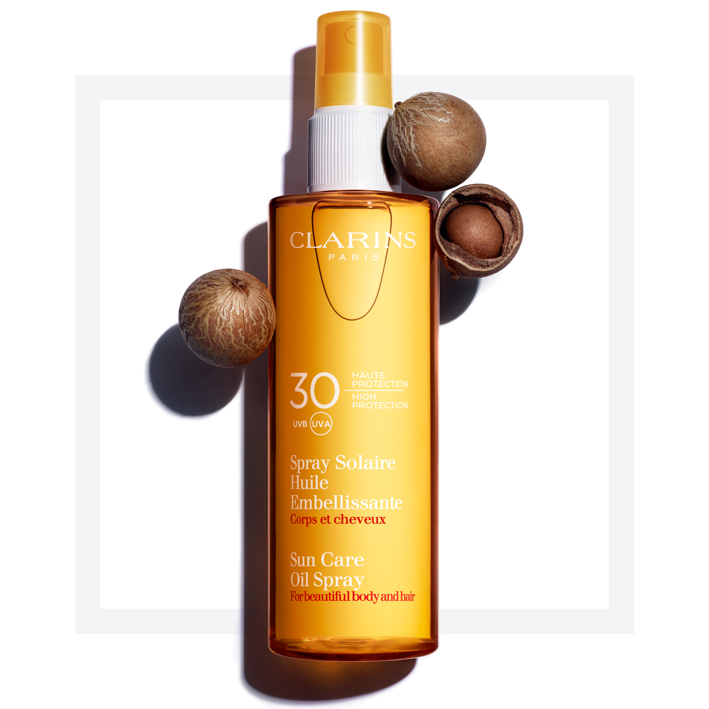 Sun Care Radiant Oil Spray High Protection Uvb Uva 30