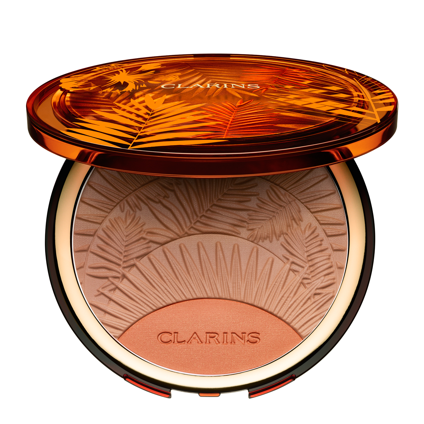 Limited Edition Summer Bronzing Amp Blush Compact Clarins