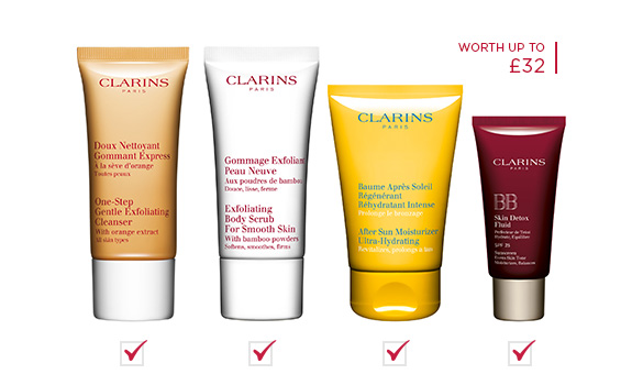 Clarins Skin Care Collections